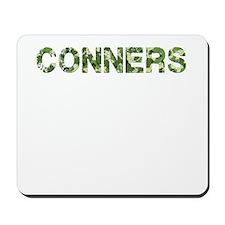 Conners, Vintage Camo, Mousepad