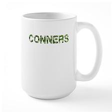 Conners, Vintage Camo, Mug