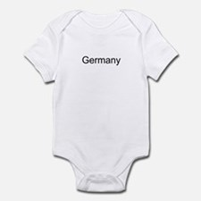 Germany T-Shirts and Apparel Infant Bodysuit