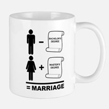 Marriage Degrees Mug