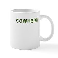 Cowherd, Vintage Camo, Mug