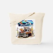 Vintage Woody Tote Bag