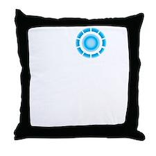 I (heart) Tony Stark Throw Pillow