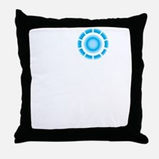 I (heart) Tony Stark Throw Pillow