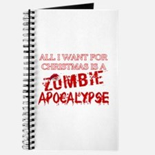 Christmas Zombie Apocalypse Journal
