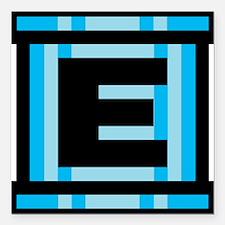 "Energy Square Car Magnet 3"" x 3"""