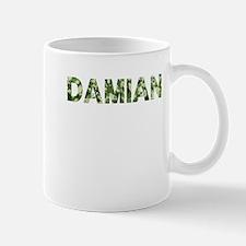 Damian, Vintage Camo, Mug