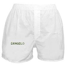 Dangelo, Vintage Camo, Boxer Shorts