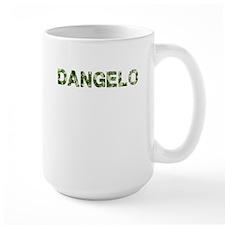Dangelo, Vintage Camo, Mug