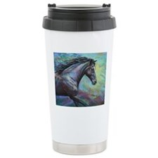 Dark Jewel painting Travel Mug