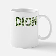 Dion, Vintage Camo, Mug