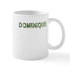 Dominique, Vintage Camo, Mug