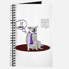 Husky Birthday Journal