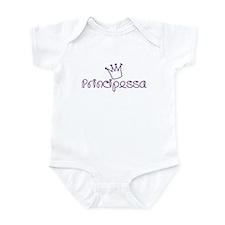 Principessa Infant Bodysuit