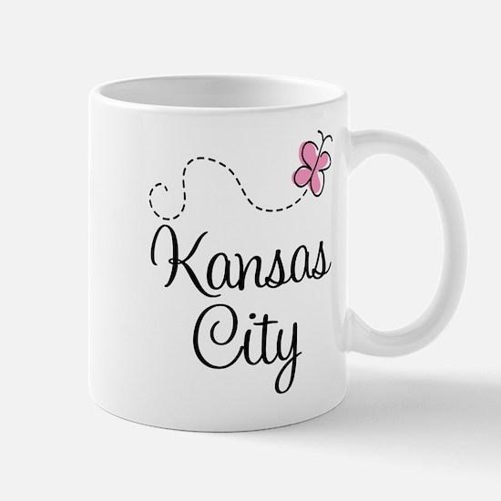 Pretty Kansas City Mug