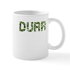 Durr, Vintage Camo, Mug