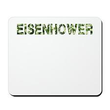 Eisenhower, Vintage Camo, Mousepad