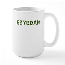 Esteban, Vintage Camo, Mug