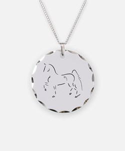 Cute American saddlebred Necklace