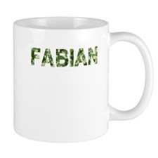 Fabian, Vintage Camo, Mug