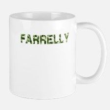 Farrelly, Vintage Camo, Mug