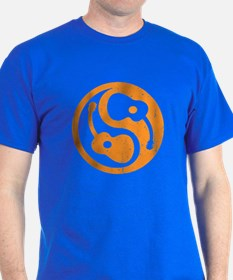 Yin String -Color T-Shirt