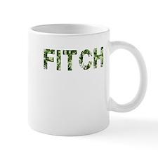 Fitch, Vintage Camo, Mug