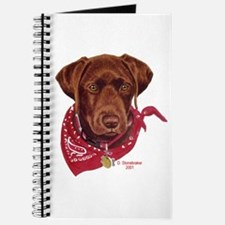 Tucker, Chocolate Lab Puppy Journal