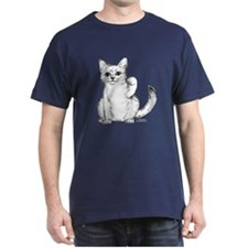 Maneki Neko Beckoning Cat T-Shirt