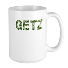 Getz, Vintage Camo, Mug