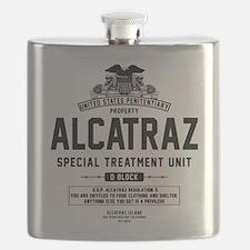 Alcatraz S.T.U. Flask