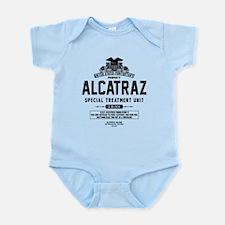 Alcatraz S.T.U. Infant Bodysuit