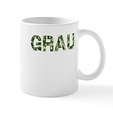Grau, Vintage Camo, Mug