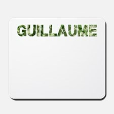 Guillaume, Vintage Camo, Mousepad