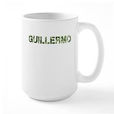 Guillermo, Vintage Camo, Mug