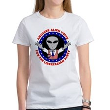 Alien Libertarian Tee