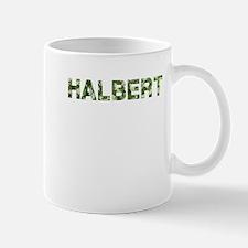 Halbert, Vintage Camo, Mug