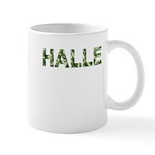 Halle, Vintage Camo, Mug