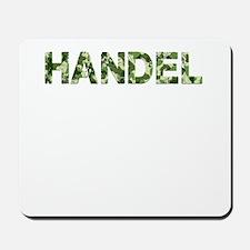 Handel, Vintage Camo, Mousepad