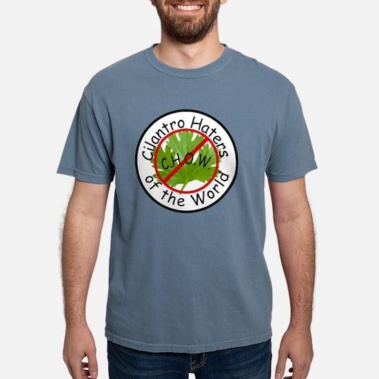 CHOW Logo trans.png Mens Comfort Colors Shirt