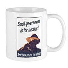 Real Men Smash the State Mug