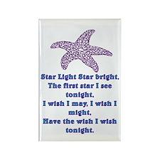 STAR LIGHT - STAR BRIGHT Rectangle Magnet