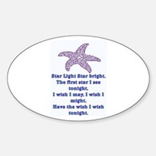 STAR LIGHT - STAR BRIGHT Decal