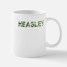 Heasley, Vintage Camo, Mug