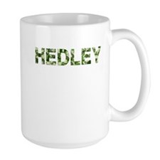 Hedley, Vintage Camo, Ceramic Mugs