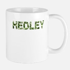 Hedley, Vintage Camo, Mug