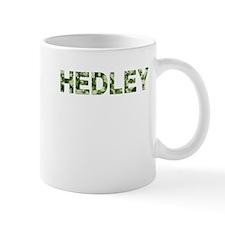 Hedley, Vintage Camo, Small Mugs