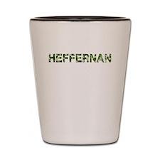 Heffernan, Vintage Camo, Shot Glass