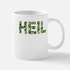 Heil, Vintage Camo, Mug