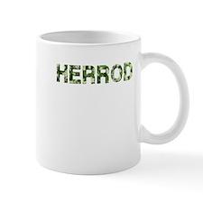 Herrod, Vintage Camo, Small Mug
